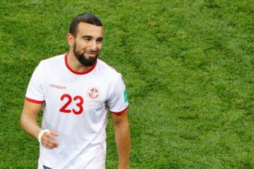 Défaite de la Tunisie face à la Côte d'Ivoire 1-2