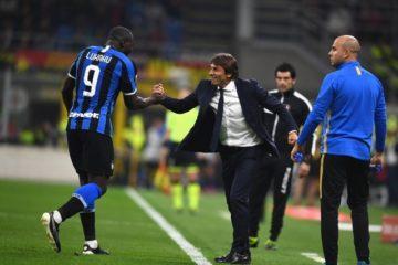 Foot, l'Inter vainqueur du derby milanais