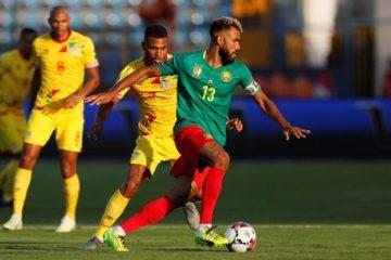 Foot, Liste des joueurs camerounais pour affronter la Tunisie