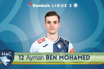 Foot, ligue 2 France, Ben Mohamed leader, Abdi dernier