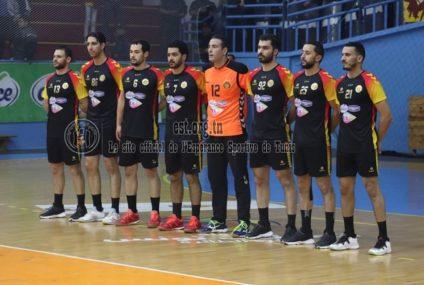 Handball, Élimination de l'Espérance en coupe Arabe