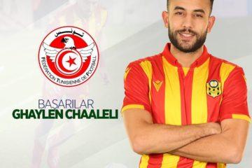 Football EN : Chaâlali écarté du stage