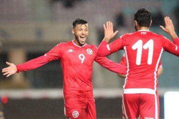 Football : CHAN 2020, la Tunisie avec Chamakhi, Oueslati et Jelassi