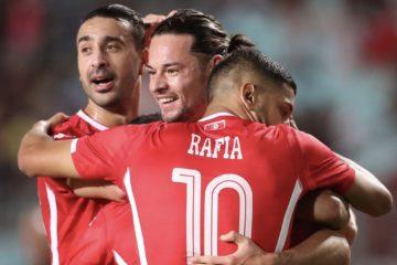EN : Laayouni porte la Tunisie face à la Mauritanie (1-0)