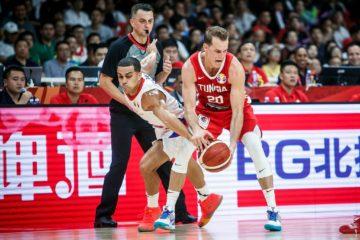 [MAJ] Mondial basket-ball : Défaite amère pour les tunisiens