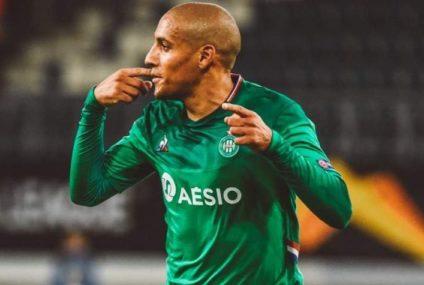 Foot, en Europa league, Khazri marque un but splendide