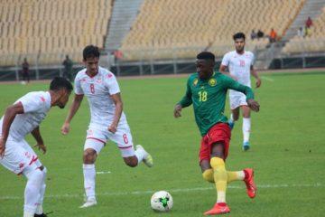EN U23 : Courte défaite de la Tunisie au Cameroun