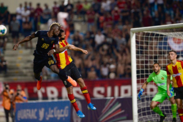 Footbal, Coupe Arabe, l'Espérance reçoit les libanais d'El Nejmeh