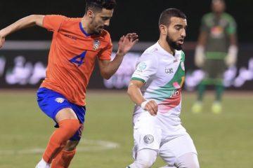 Football : Sliti et Haddedi font match nul à El Feiha (1-1)