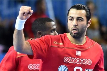 Handball : La Tunisie bat l'Ukraine en amical