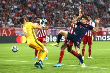 Football : En LDC, défaite de Meriah face au Bayern, les favoris sans soucis