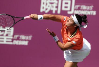 Tennis : Ons Jabeur éliminée à Tianjin