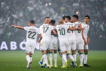 Football : L'Algérie en démonstration face à la Colombie