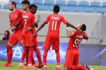 Football, Harbaoui double buteur avec El Arabi au Qatar