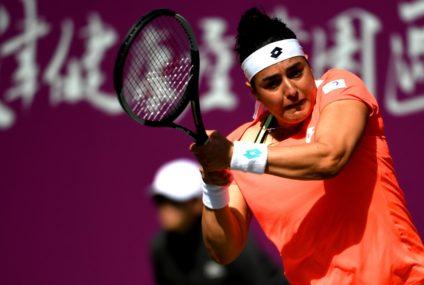 Tennis : Ons Jabeur gagne 8 places au classement WTA
