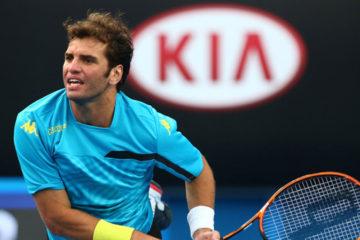 Tennis : Malek Jaziri déjà out à Liuzhou