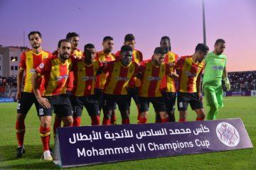 Coupe Mohamed VI, l'Espérance prépare son match retour face à l'OC Safi