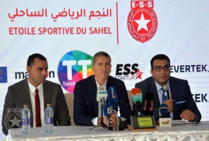 Juan Carlos Garrido présenté par l'Etoile du Sahel