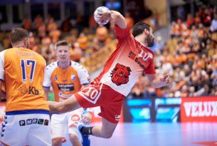 Handball : Match nul entre Jihed Jaballah et Kamel Alouini (29-29)