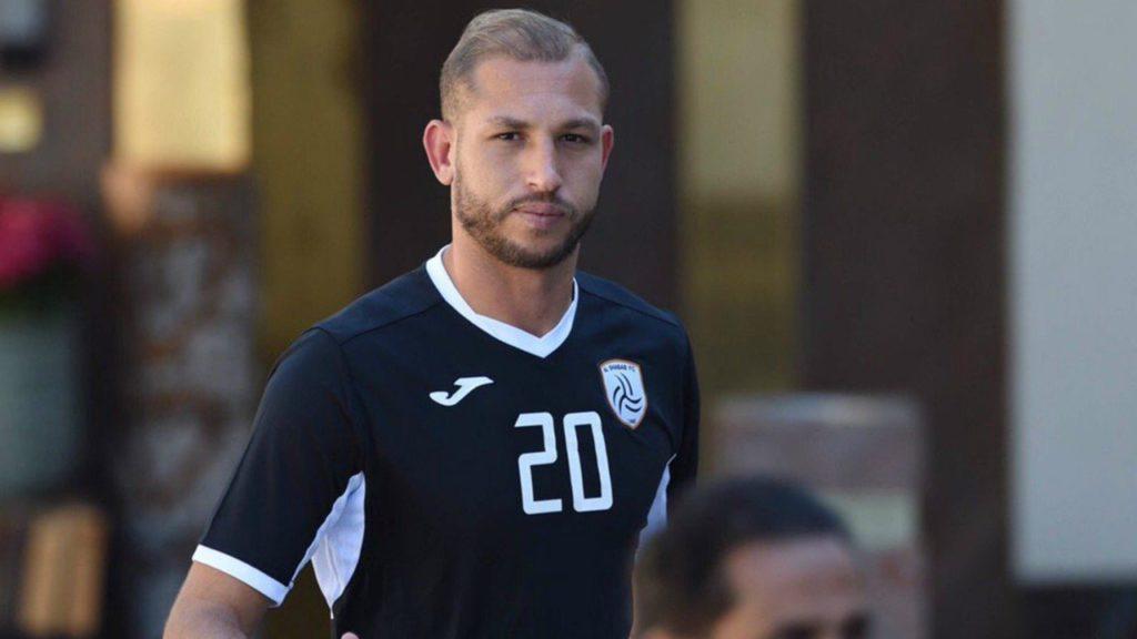Farouk Ben Moustapha, gardien tunisien d'El Shabab (MBS League/AS)