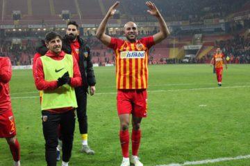 Football : Première victoire d'Abdennour en Turquie