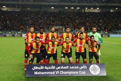 L'Espérance de Tunis éliminée en Coupe Mohamed VI des clubs champions
