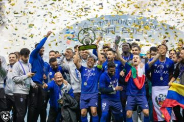 Al Hilal Saoudien remporte la Ligue des champions d'Asie