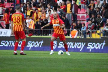 Lourde défaite à domicile d'Abdennour en Super Lig turque