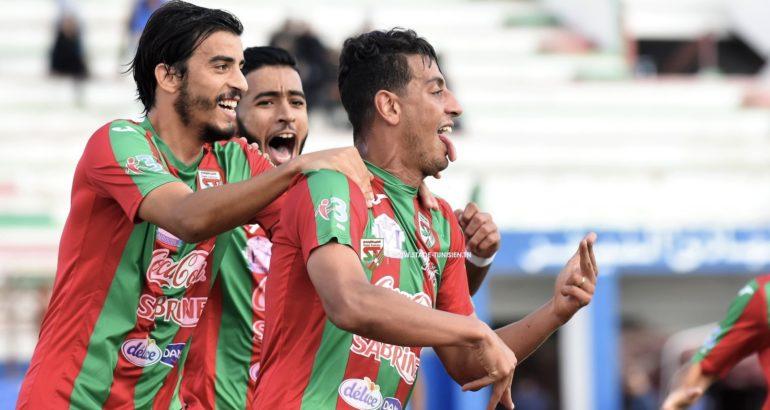 Chiheb Zoghlami, encore buteur avec le Stade Tunisien (ST/LP1)