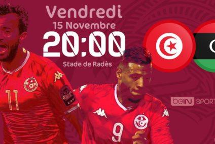 CAN 2021 : Tunisie – Libye, des matchs dans le match