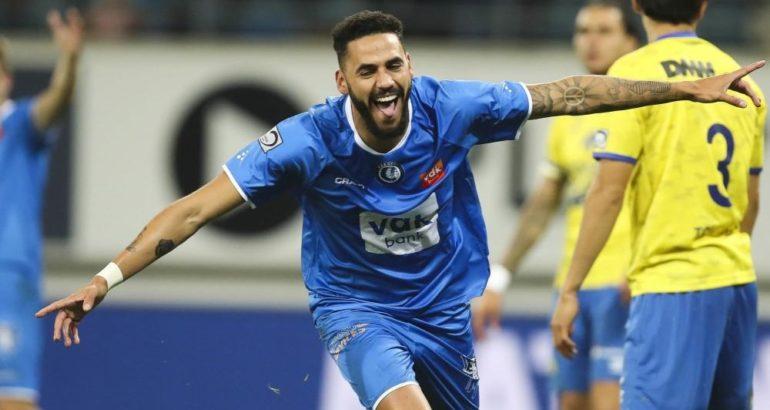 Dylan Bronn, le défenseur international tunisien de La Gantoise, en conflit avec son club