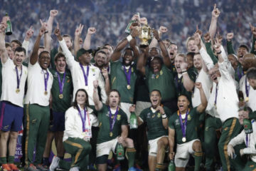 Rugby : World Cup, l'Afrique du Sud de nouveau sur le toit du monde