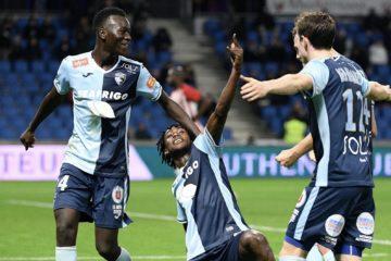 Football : Le Havre, d'Aymen Ben Mohamed, accroché par Nancy