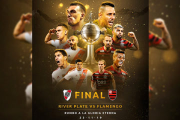 Football, Copa Libertadores 2019 Lima théâtre de la lutte finale