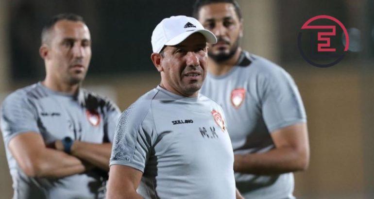 Mohamed Kouki, le nouvel entraîneur de l'ES Metlaoui (Ligue 1)