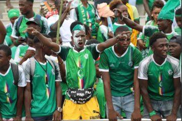CAN 2021 : 2e journée, les Comores solide leader du groupe G, l'Egypte inquiète