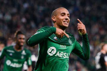Wahbi Khazri, joueur le mieux payé à Saint-Etienne