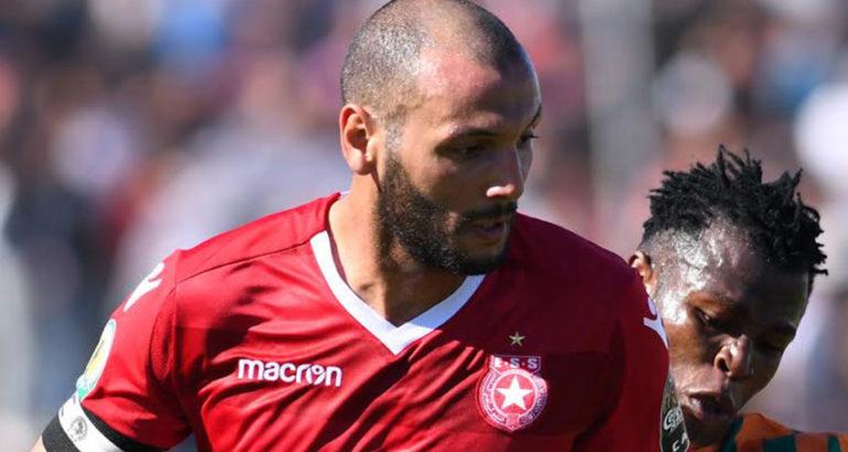 Yacine Chikhaoui, absent du match de l'Etoile face à Al Hilal en Ligue des Champions