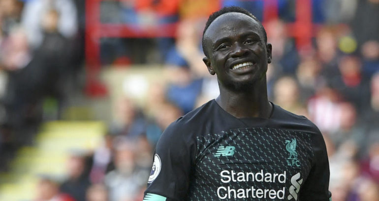 Sadio Mane, le buteur sénégalais de Liverpool (PL/ANG)