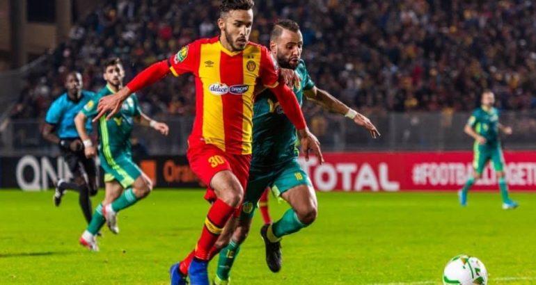 Abdelkader Bedrane, le défenseur algérien de l'Espérance de Tunis