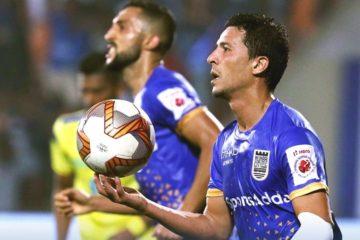 Amine Chermiti buteur avec le Mumbai City FC