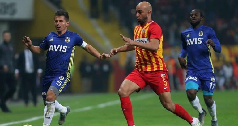 Aymen Abdennour, défait face au Besiktas (4-1)