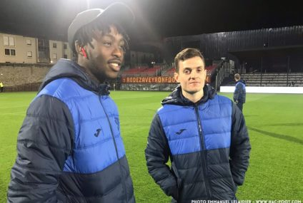 Ligue 2 : Aymen Ben Mohamed et Le Havre au pied du podium