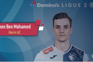 En Ligue 2, Aymen Ben Mohamed pour se rapprocher du podium