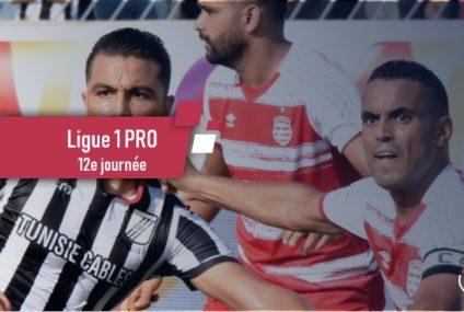 Ligue 1, 12e journée : Un choc CA-CSS au programme