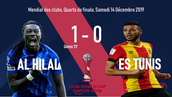 El Hilal EST score finale
