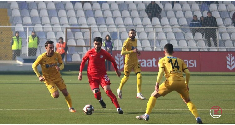 Ghaylan Chaalali, vainqueur avec le Yeni Malatyaspor en coupe de Turquie