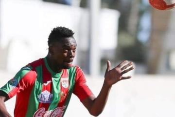 MERCATO : Guy Mbenza, l'attaquant du Stade Tunisien, très sollicité en France