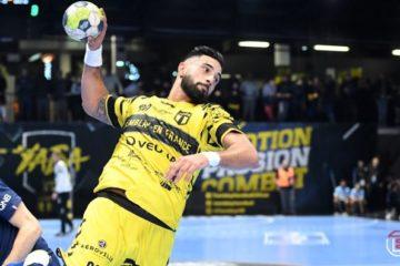 Handball : « Le sentiment mitigé » de Marouan Chouiref après l'arrêt de la saison