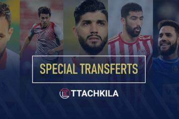 Avez-vous bien suivi tous les transferts de nos internationaux tunisiens ?